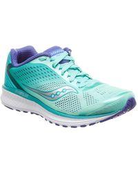 Saucony - Breakthru 4 Running Sneaker - Lyst