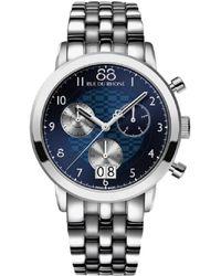 88 Rue Du Rhone - 88 Rue De Rhone Men's Double 8 Watch - Lyst