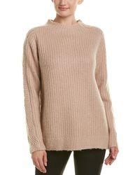 Reiss - Anabella Wool-blend Sweater - Lyst