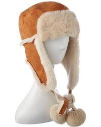Surell - Chestnut Trooper Hat - Lyst