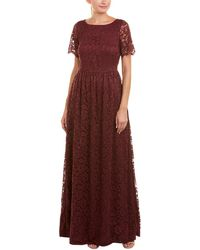 Paper Crown - Lace Maxi Dress - Lyst