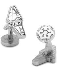 Star Wars - Imperial Shuttle Blueprint Cufflinks - Lyst
