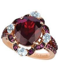Le Vian - 14k Rose Gold 6.29 Ct. Tw. Gemstone Ring - Lyst