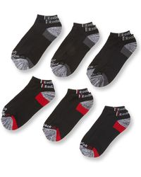 Reebok - Knit Low Cut Socks (6 Pack) - Lyst