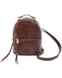 Hobo - Revel Leather Backpack - Lyst