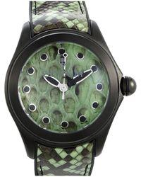 Corum - Unisex Leather Watch - Lyst