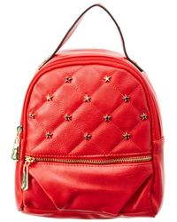 Circus by Sam Edelman - Jordyn Convertible Quilted Backpack With Studded Stars - Lyst