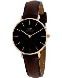 Daniel Wellington - Women's Petite Bristol Watch - Lyst