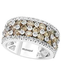 Effy - Fine Jewelry 14k 2.50 Ct. Tw. Diamond Ring - Lyst