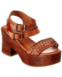Bed Stu - Kenya Leather Sandal - Lyst