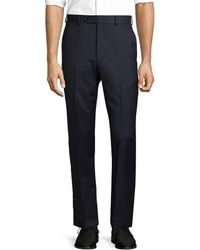 Brooks Brothers - Printed Wool Pant - Lyst