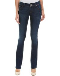 Hudson Jeans - Beth Lake Blue Baby Bootcut - Lyst