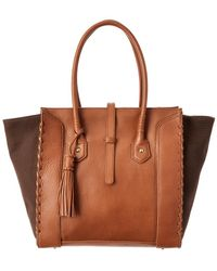 Jack Rogers - Stowe Leather Tote - Lyst