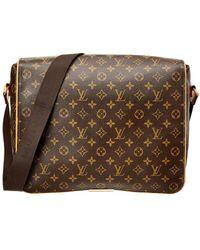 Louis Vuitton - Monogram Canvas Abbesses - Lyst