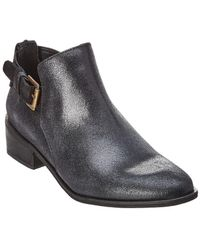 Kaanas - Escalante Leather Bootie - Lyst