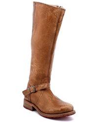 Bed Stu - Glaye Leather Boot - Lyst