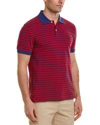Brooks Brothers - Short Sleeve Slim Fit Stripe Polo - Lyst