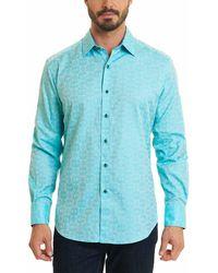 Robert Graham - Cullen Classic Fit Woven Shirt - Lyst
