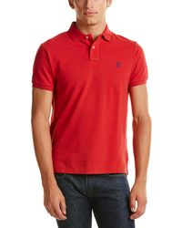Ralph Lauren - Polo Custom Fit Polo Shirt - Lyst