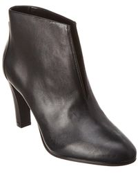 Tahari - Meredith Leather Bootie - Lyst