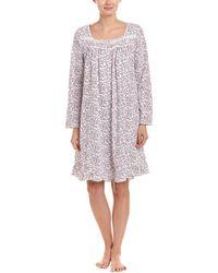 Eileen West - Short Nightgown - Lyst