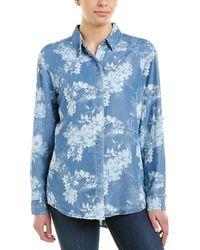 Kut From The Kloth - Phoenix Printed Shirt - Lyst