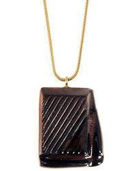 Tadam! Design - Slightly Melted Dark Chocolate - Lyst