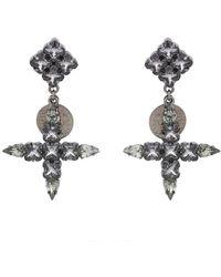 Ellen Conde - Lolita Drop Earrings - Lyst