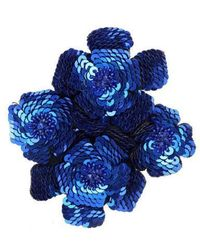 Forest Of Chintz - Fiore Brooch - Lyst