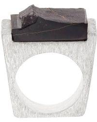 Pasionae - Lava Ring - Lyst