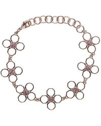 Madstone - Mini M8 Rose All Around Bracelet - Lyst
