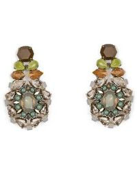 Tataborello - Summer Place Multicolored Earrings 01 - Lyst