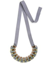 Tataborello - Summer Place Necklace 11 - Lyst