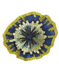 Forest Of Chintz | Bloom Brooch | Lyst