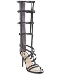 BCBGMAXAZRIA - Pike Gladiator Sandal - Lyst