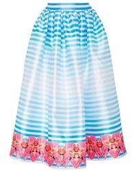 Manish Arora - Runway A-line Skirt - Lyst