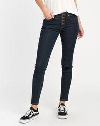 RVCA - Dayley Denim Pants - Lyst