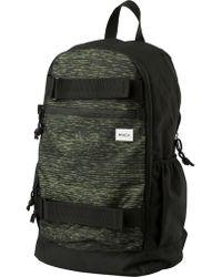 RVCA - Pr Push Skate Delux Backpack - Lyst