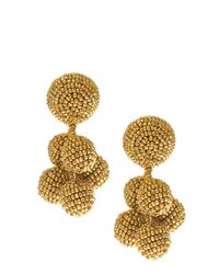 Sachin & Babi - Mini Coconuts - Gold - Lyst