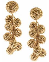 Sachin & Babi Coconuts Earrings Gold 4PpLw