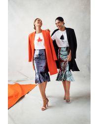Sachin & Babi - Pre-order: Talullah Skirt - Sage Green - Lyst