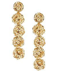 Sachin & Babi - Fleur Bouquets - Gold - Lyst
