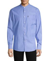 Barbour - Fairfield Chambray Button-down Shirt - Lyst