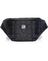 MCM - Medium Stark Gunta Studs Belt Bag - Lyst