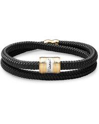 Miansai - Casing Brass Rope Bracelet - Lyst