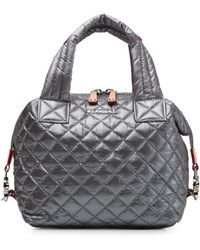 MZ Wallace - Classic Quilted Shoulder Bag - Lyst