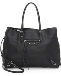 Balenciaga - Papier Zip-around Bag - Lyst