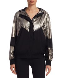 Alala - Daze Metallic Jacket - Lyst