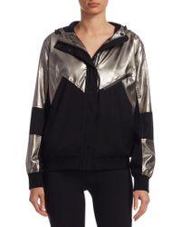 Alala - Daze Metallic Jacket - Lyst