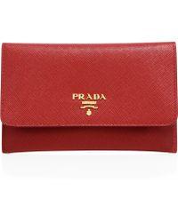 prada travel bag sale - Shop Women's Prada Cases | Lyst